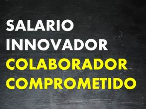 SALARIO INNOVADOR COLABORADOR COMPROMETIDO